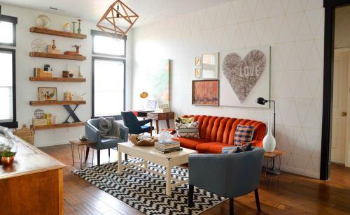 Идеи для оформления съемной квартиры