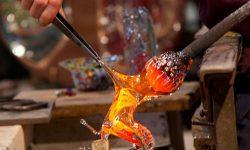 Технология изготовления муранского стекла