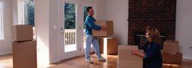 переезде из квартиры